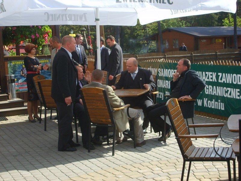 Konferencja w Suścu