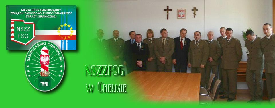 Wręczenie medali XX-lecia NSZZ FSG w PSG Bohukały