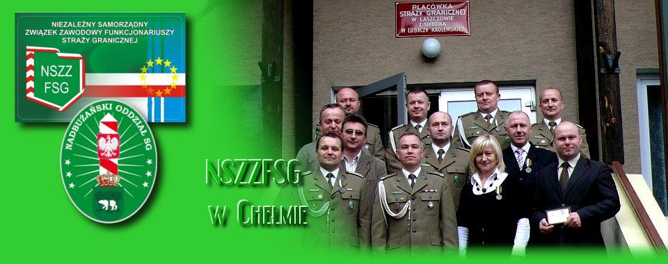 W Lubyczy Królewskiej wręczono medale XX-lecia NSZZ FSG