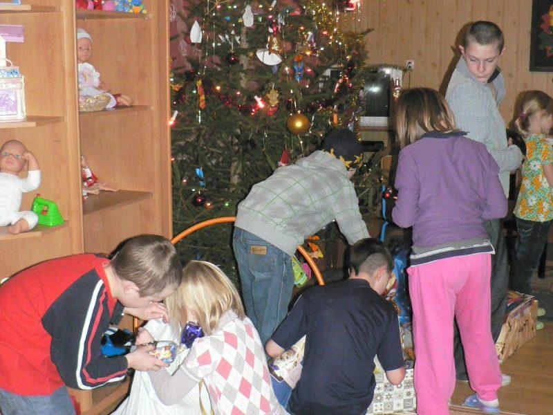 Dom Dziecka 16.12.2011