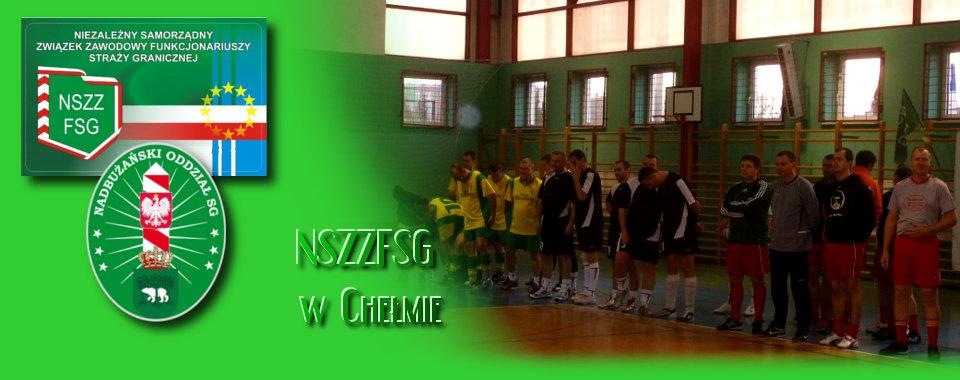 Drużyna Komendy NOSG w Chełmie najlepsza we Włodawie