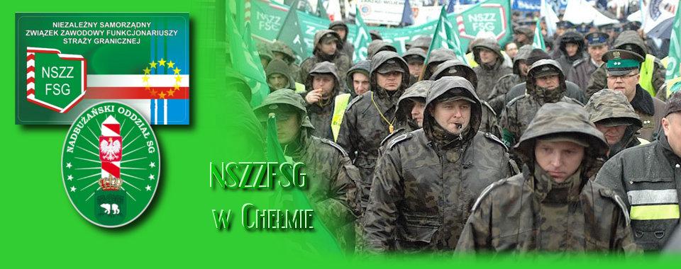 Stanowisko NSZZ FSG do arkusza uzgodnień w sprawie umundurowania specjalistycznego funkcjonariuszy Straży Granicznej