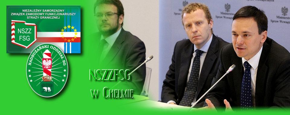 """Rozmowy z ministrem Cichockim – """"Nie ma pieniędzy"""" na podwyżki"""