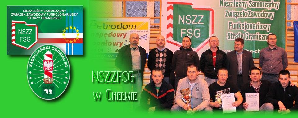 Funkcjonariusze Zakładu Karnego z Białej Podlaskiej wygrywają w Sławatyczach