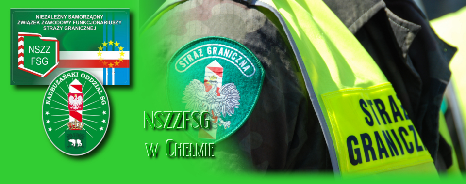 Projekt rozporządzenia Ministra SWiA zmieniającego rozporządzenie w sprawie uposażenia funkcjonariuszy Straży Granicznej