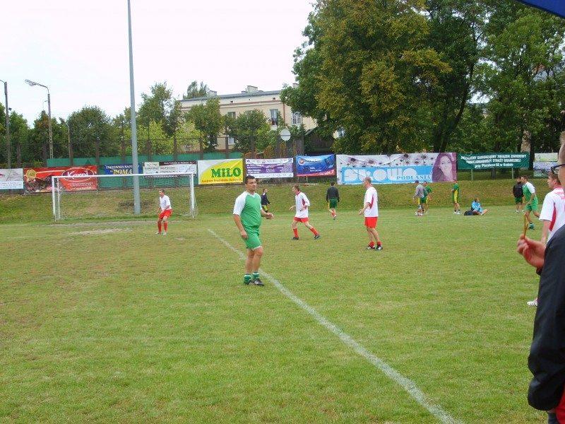 Hysqvarna Cup 2012 mecze grupowe