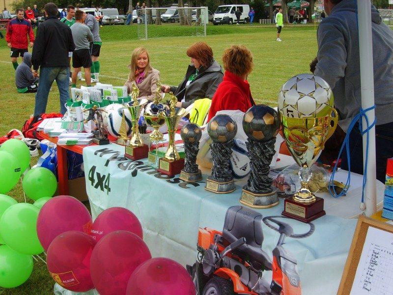 Husqvarna Cup 2012  nagrody