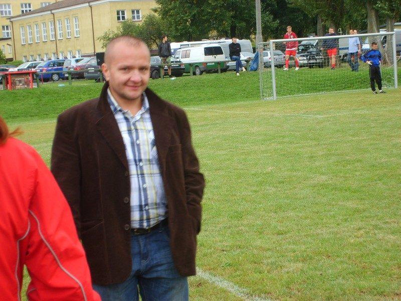 Ernest Sosidko – Przewodniczący ZT NSZZ FSG w Białej Podlaskiej