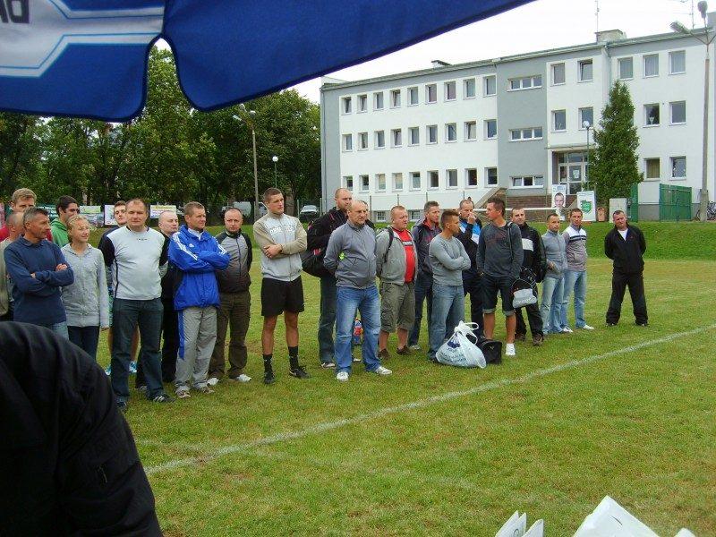 Husqvarna Cup 2012 wspólne zdjęcie