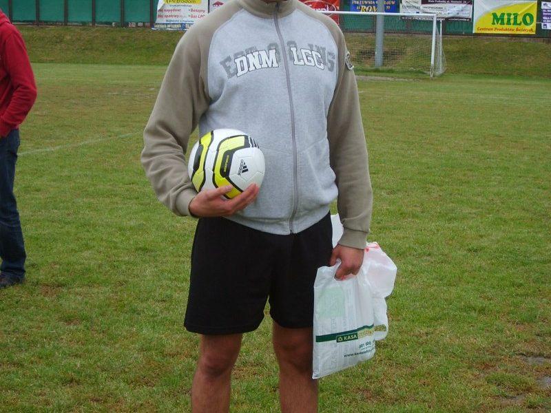 Husqvarna Cup 2012 najlepszy zawodnik SG