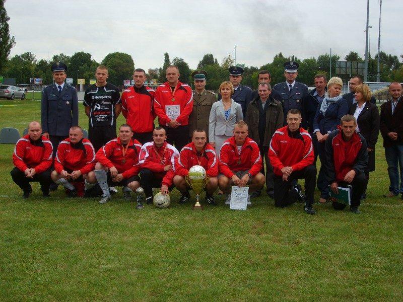 Husqvarna Cup 2012 zdjęcie grupowe