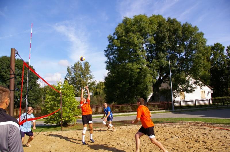 Siatkówka plażowa Kryłów wrzesień 2012