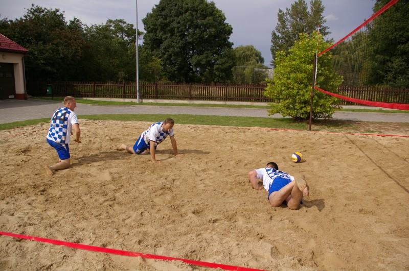 Siatkówka plażowa Kryłów wrzesień 2012…