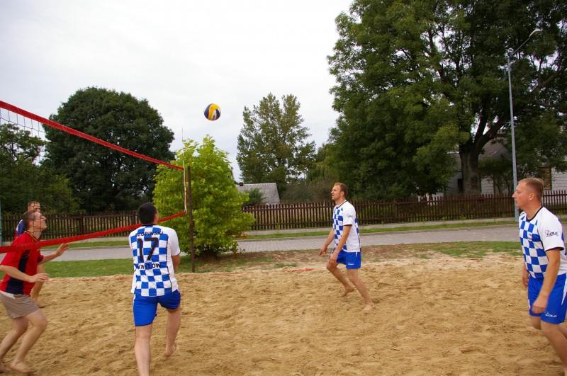 Siatkówka plażowa Kryłow wrzesień 2012….