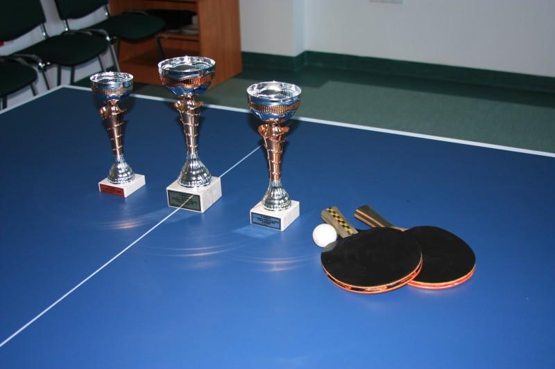 Tenis stołowy Włodawa 10.11.2012 III