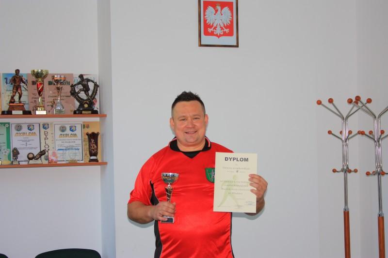 Grządek – Tenis stołowy Włodawa 10.11.2012