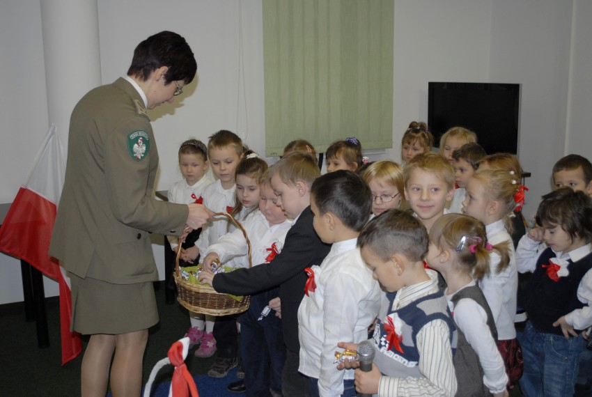Awanse Hrebenne i Święto 11 listopada