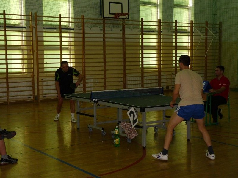 Tenis Stołowy 2013 a