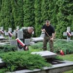 Włodawa cmentarz 2