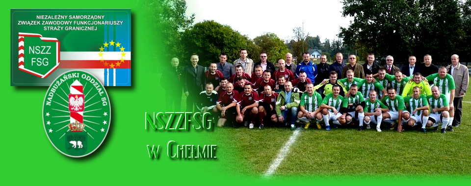 Międzypaństwowy mecz piłkarski służb granicznych w Lubyczy Królewskiej