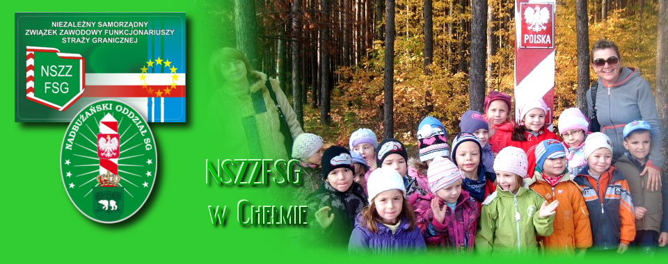 Placówka SG w Zbereżu gościła przedszkolaków z Chełma.
