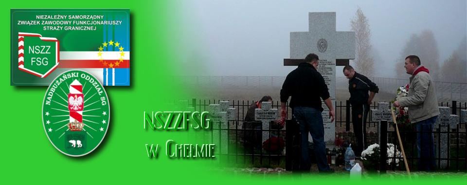 Związkowcy z Włodawy porządkowali cmentarz w Mielnikach