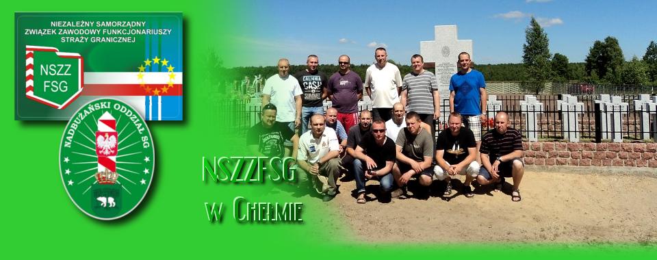 Związkowcy porządkowali cmentarz w Mielnikach