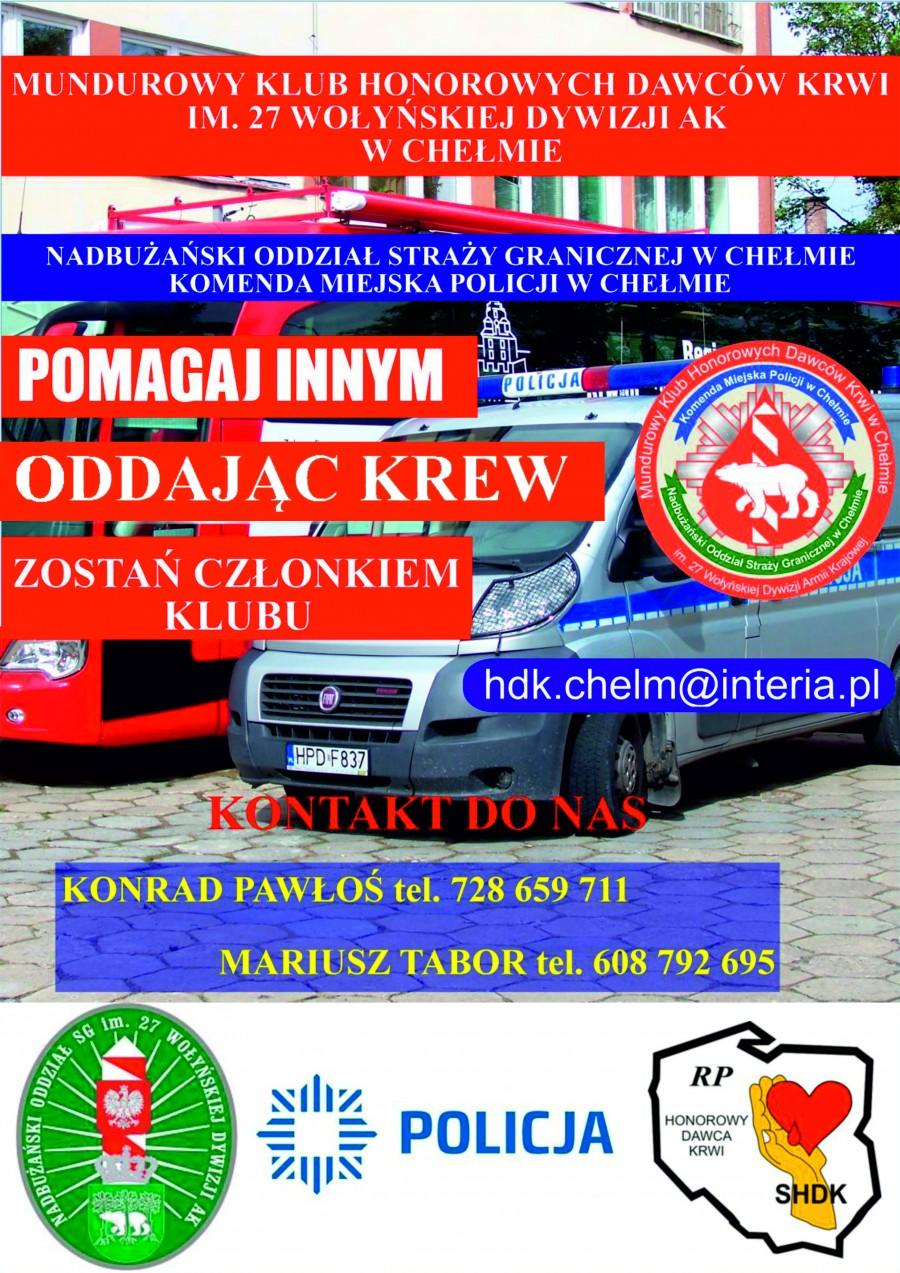 Mundurowy Klub HDK