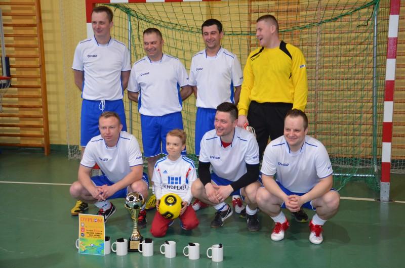 Główka 12 – zwycięska drużyna