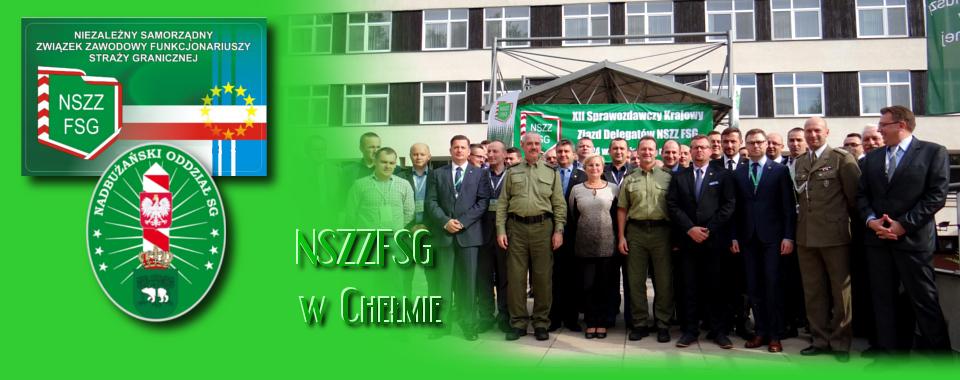 XII Sprawozdawczy Krajowy Zjazd Delegatów NSZZ FSG