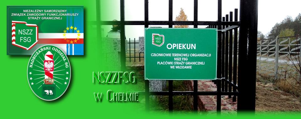 Związkowcy z Włodawy porządkowali cmentarz w Mielnikach na Ukrainie.