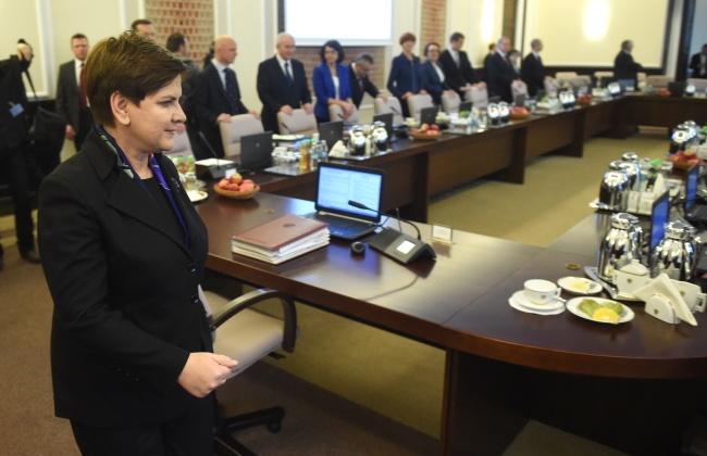 Projekt ustawy Biura Nadzoru Wewnętrznego