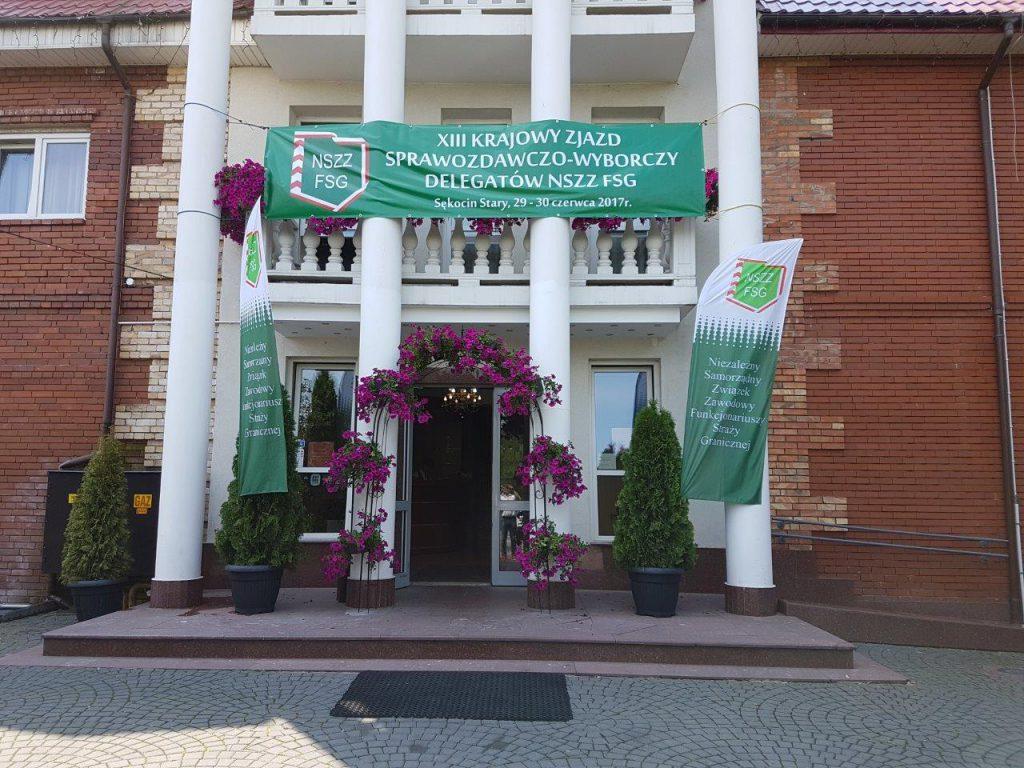 Dariusz Grządkowski i Dariusz Rubach zostali Wiceprzewodniczącymi Zarządu Głównego w Warszawie