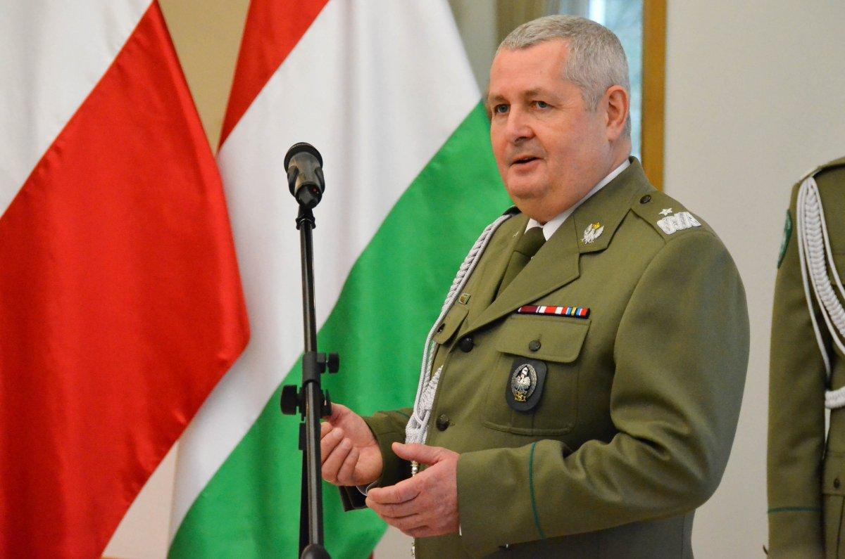 Wystąpienie do Komendanta Głównego Straży Granicznej gen. bryg. SG Marka Łapińskiego w sprawie przedstawienia wytycznych i zasad dokumentowania pełnienia służby