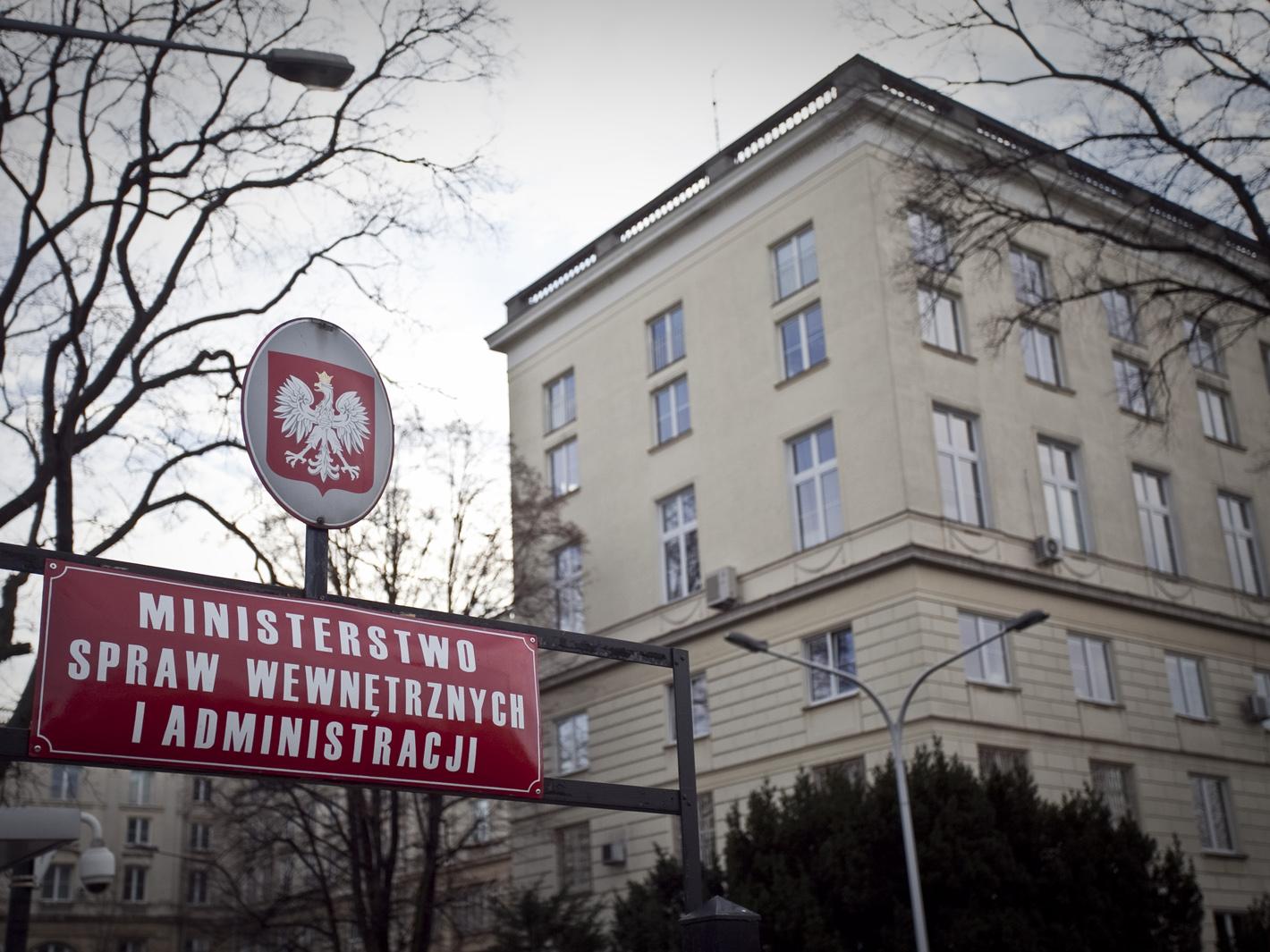 Minister Spraw Wewnętrznych i Administracji w odpowiedzi na żądania FZZ SM proponuje spotkanie