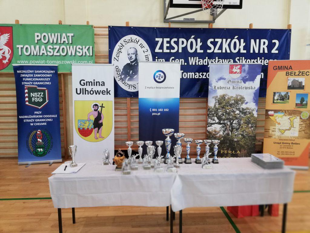 IX Mistrzostwa w Piłce Siatkowej o Puchar Przewodniczącego Zarządu Oddziałowego NSZZ Funkcjonariuszy Straży Granicznej