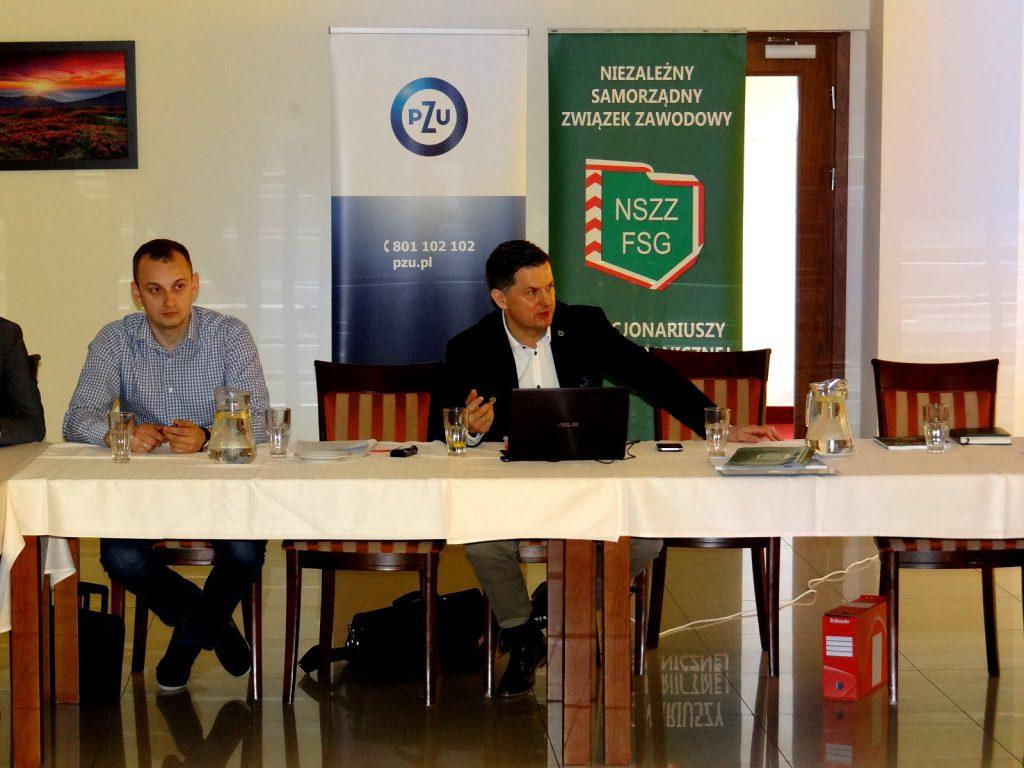 Komunikat z posiedzenia Zarządu Głównego Niezależnego Samorządnego Związku Zawodowego Funkcjonariuszy Straży Granicznej