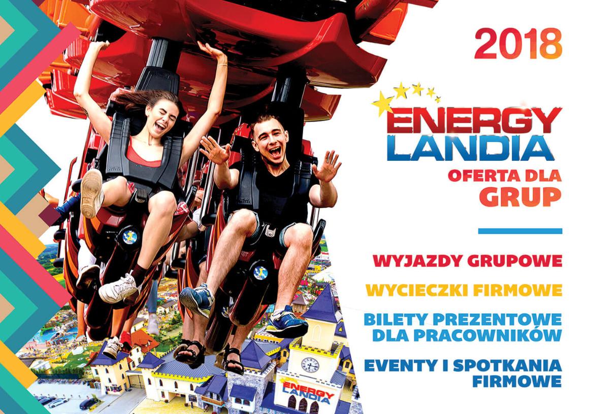 ENERGYLANDIA największy Park Rozrywki w Polsce oferta dla NSZZFSG