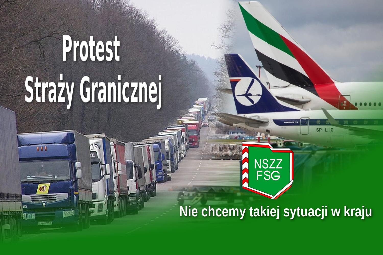 Informacja FZZSM o planowanym proteście włoskim na drogowych i lotniczych przejściach granicznych