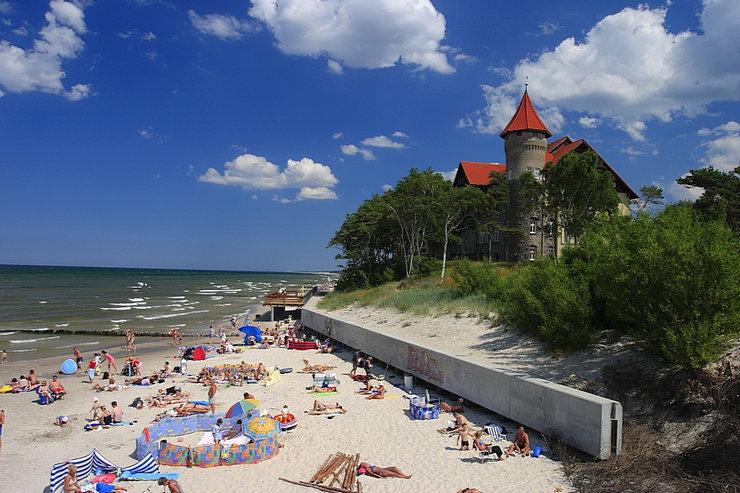 KOLONIE nad Bałtykiem USTKA – 2020