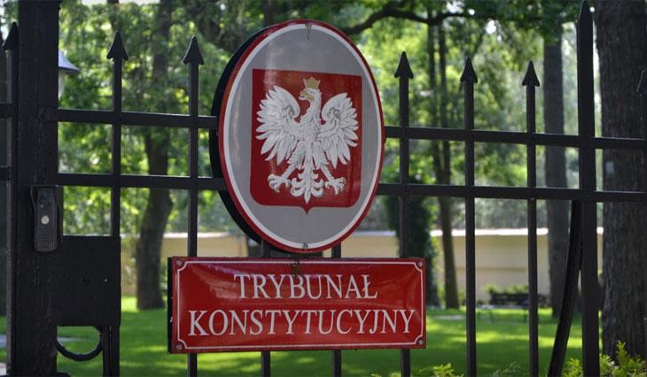 Informacja dotycząca wyroku Trybunału Konstytucyjnego