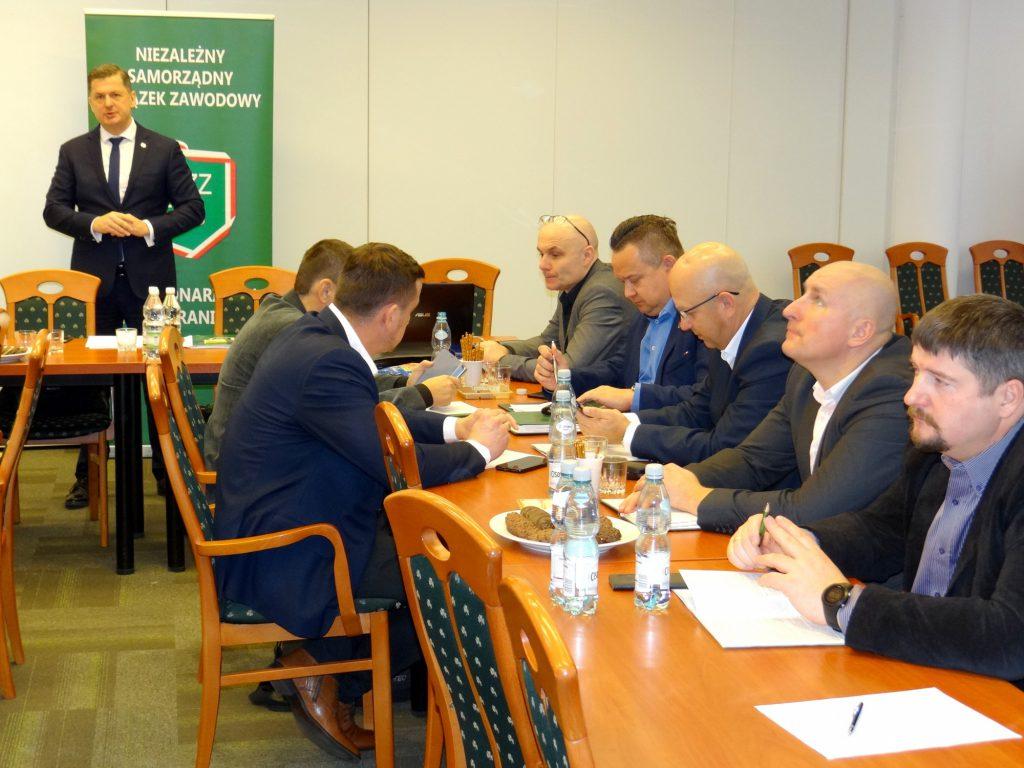 Komunikat z posiedzenia Zarządu Głównego NSZZ FSG w dniu 12 grudnia 2018 roku
