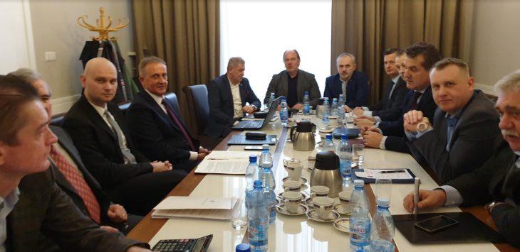 Komunikat ze spotkania w MSWiA w dniu 19.03.2019r