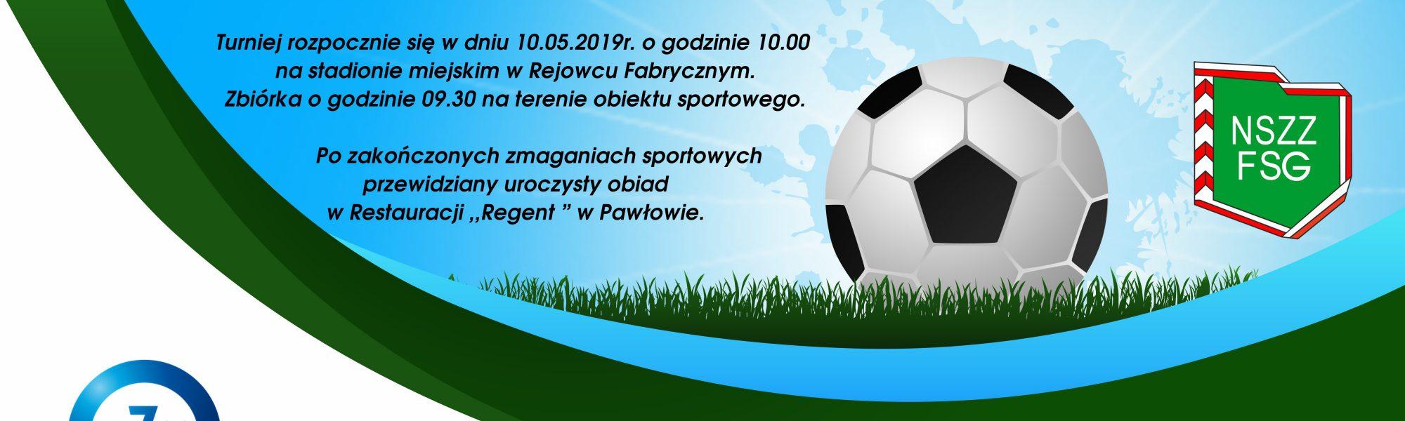 Zaproszenie – XI Turniej Piłki Nożnej Służb Mundurowych  im. płk SG Dariusza Klimka