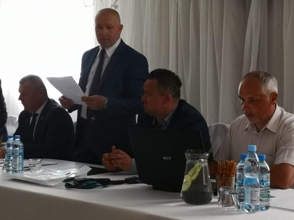 Sprawozdawcza Oddziałowa Konferencja Delegatów NSZZ FSG przy Nadbużańskim Oddziale SG w Chełmie – 27.05.2019r.