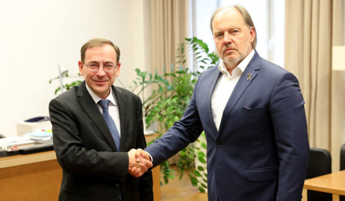 Komunikat ze spotkania z Ministrem SWiA