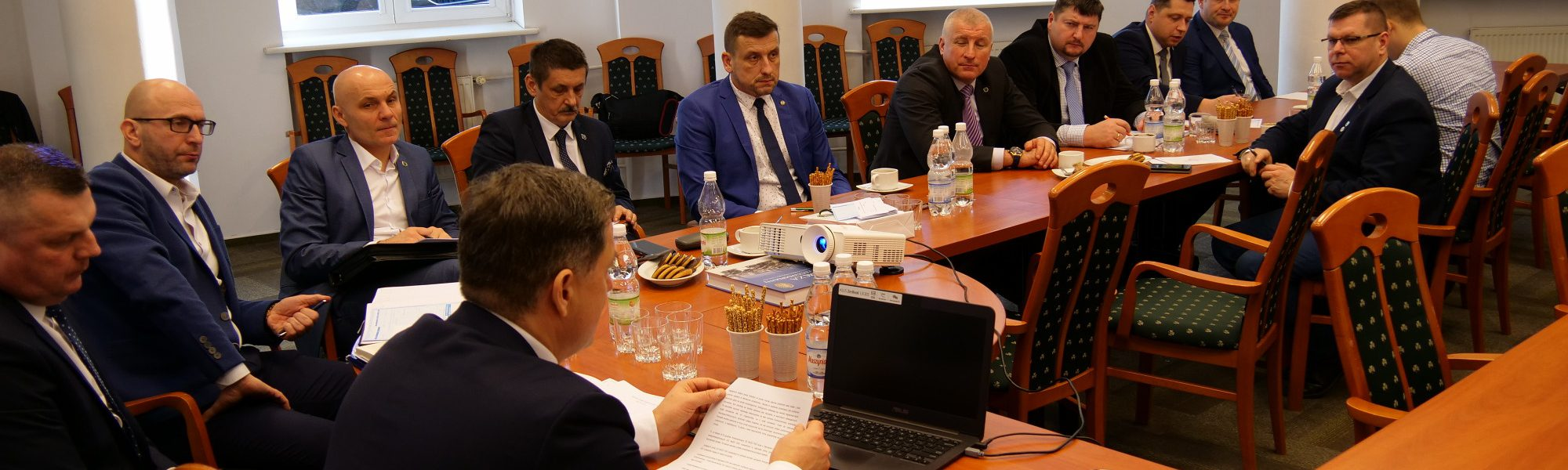 Posiedzenie Zarządu Głównego NSZZ FSG
