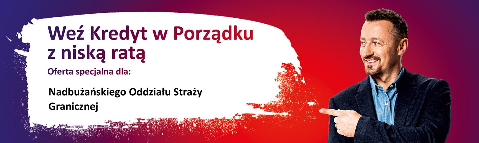 Specjalna oferta dla NSZZ FSG w Chełmie z okazji 30- lecia Banku Pocztowego