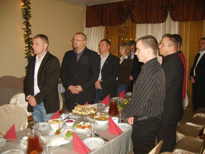 Wigilia 16.12.2011
